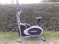 Cross Trainer/Excerise Bike Heart rate Monitor