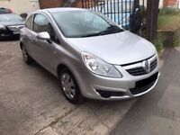 Vauxhall Corsa 1.2 i 16v Club - 2008, 2 Owners, 12 Months MOT, 65K Miles, 5 Services, £1995