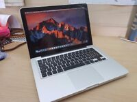 Apple MacBook Pro - Intel Core i5 - Great Condition and Battery Cycle of Just 109