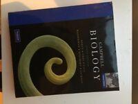 Campbell Biology Textbook (International Edition)