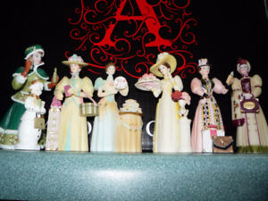 Avon Miniature Figurines