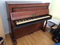 A Bord Paris Upright Antique Piano