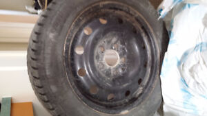 Winter Tires including RIms for Sale