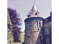 Volunteer Live in Position, stunning 18th century chateau located in the rolling hills of Normandy.