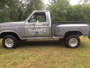1986 Ford Flareside 4x4 shortbox **priced to move**