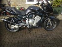 Yamaha 1000 Fazer Preferred Model