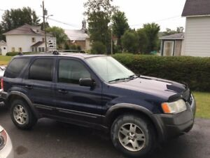 2004 Ford Escape XLT VUS