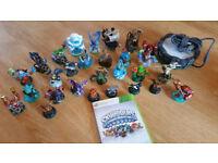Xbox Skylanders Spyro's adventure 28 figures