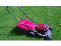"""LARGE MOUNTFIELD (18""""cut) lawnmower"""