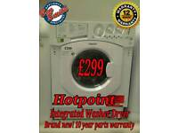 Hotpoint Integrated Washer Dryer Brand New