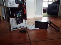 JVC Double din DVD touch screen car stereo