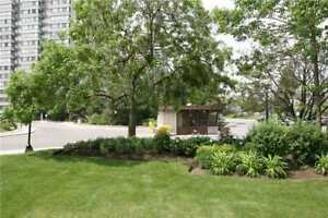 Beautifully Renovated 2 Bedroom + Den Unit Located At Finch Ave