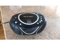 Wharfedale cd radio player