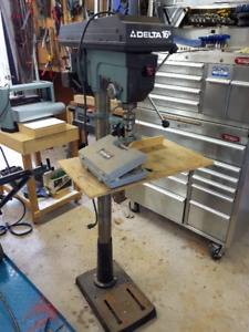 "Delta 16 1/2"" Floor Standing Drill Press"