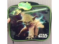 Star Wars lunch bag (new)