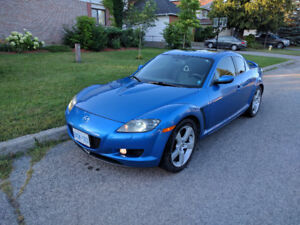 2004 Mazda RX-8 GT Excellent Condition REDUCED PRICE