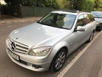 2010 (60) Mercedes Benz C220 2.1 CDI Blue Efficiency SE Estate - Full Service History