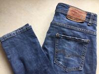 Levi Strauss & Co 501 Blue Jeans
