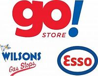 500 TOPSAIL ROAD ESSO IS HIRING!
