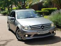 Mercedes-Benz C220 CDI SPORT 5DR AUTOMATIC AMG SPORT PACK