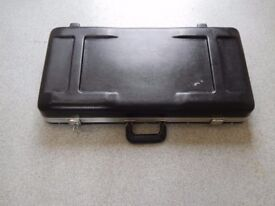 Flight case for guitar pedals/effects/synths etc.