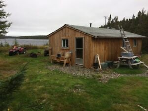 Cottage for sale on Gulliver's Pond, Random Island!