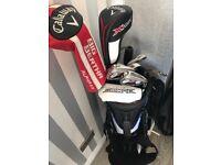 Callaway golf set