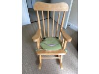 Baby / Toddler Rocking Chair