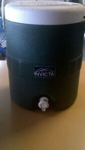 camping water cooler