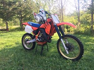 CR125R! First $1000 Takes It!! Need Gone