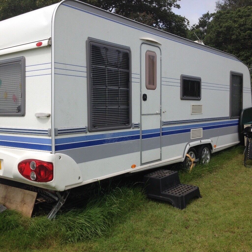 hobby 635 caravan in ammanford carmarthenshire gumtree. Black Bedroom Furniture Sets. Home Design Ideas