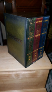 Lord of the Rings extended DVD trilogy