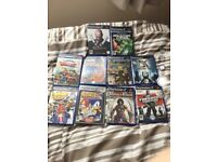 Ps2 games bundle £20 all! Minus crash bandicoot and sonic