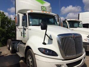 2017 International ProStar +122, Used Day Cab Tractor
