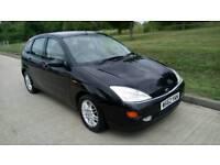 2001 Ford Focus zetec 1.6 Petrol