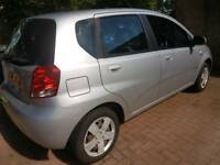 Chevrolet kalos 1 litre 56 reg