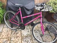 "Ladies 18"" Raleigh M35 bike bicycle inc free lights & delivery"