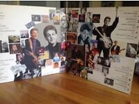 Four LP's