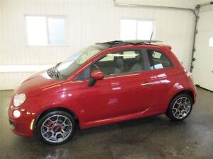 2012 Fiat 500 Sport*Aucun accident - 1 seul propriétaire*