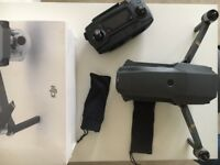 DJI MAVIC DRONE - EXCELLENT CONDITION BARELY USED 4K FOOTAGE!
