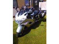 Kawasaki ZZR1200 tourer for sale.