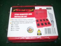BRAND NEW STUD REMOVER AND INSTALLER SET