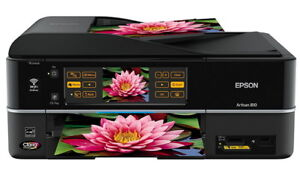 Imprimante EPSON ARTISAN 810 MULTI-FONCTION