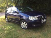 2005 Volkswagen Pollo, 13 months MOT, nice and tidy!
