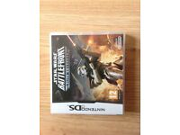 Nintendo DS Game - Star Wars Battlefront Elite Sqadron - Excellent Condition