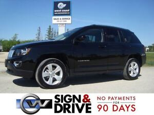 2016 Jeep Compass Sport 4x4 *High Alititude Pkg *Leather/Sunroof