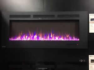 """ELECTRIC FIREPLACE ON SALE! 15% OFF 40""""50""""60""""70"""""""