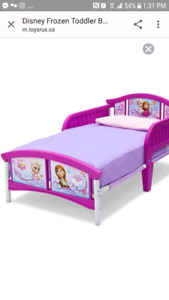 Looking for: girls toddler bed