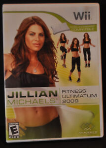 WII Jillian Michaels Fitness Ultimatum 2009