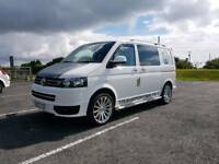 13 VW T5 TRANSPORTER CAMPERVAN BRAND NEW CONVERSION STUNNING MAY PX? #NO VAT#